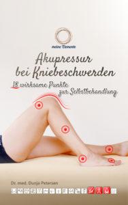 Cover vom Buch Akupressur bei Kniebeschwerden
